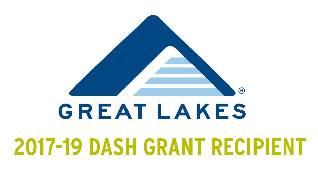 Great Lakes DASH Grant recipient